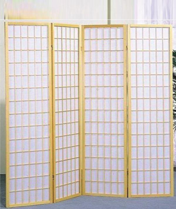 Brand New 4 Panel Room Divider