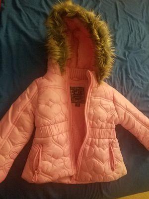 Baby girl 18m winter coat