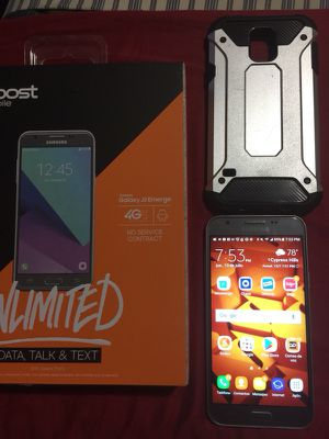 Samsung galaxy J3 emerge new have new case only $125 full price no negotiable