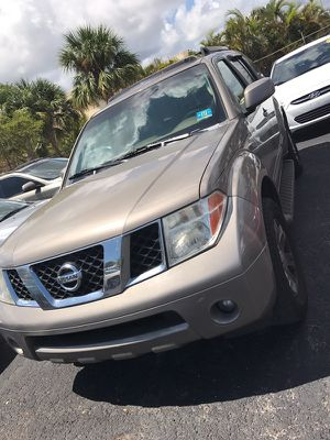 2005 Nissan Pathfinder, 4999 Cash OBO