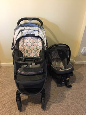 Stroller & Car Seat / Graco Click Connect