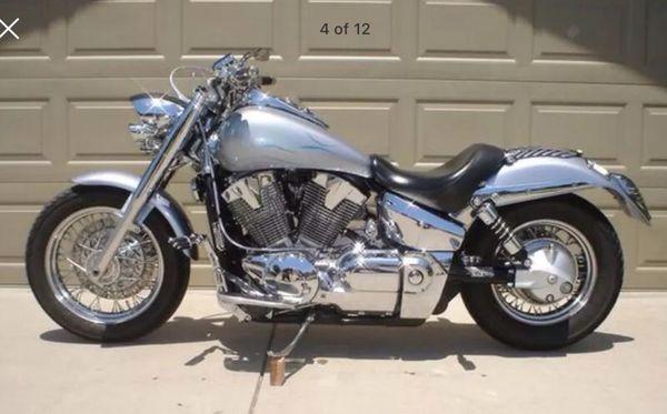 Custom 2003 Honda VTX 1300  Motorcycles  in San Ramon CA  OfferUp