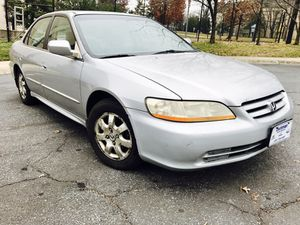Drives EXCELLENT • 2001 HONDA Accord • Clean title