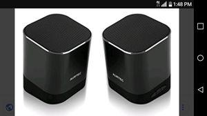 Aurtec Dual Bluetooth Speakers