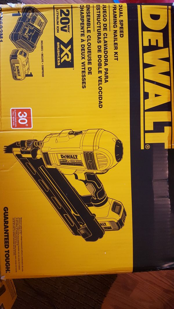 Fancy Dewalt Clipped Head Framing Nailer Elaboration - Framed Art ...