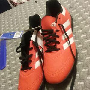 Adidas size 9 $50/ nikes size 8.5-9. $90 each