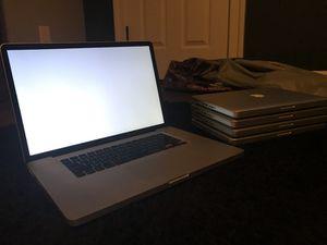 MacBook Pros