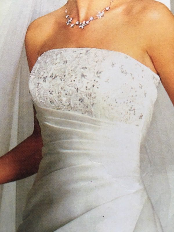 Beautiful corset A line Maggie Sottero wedding dress (Clothing ...