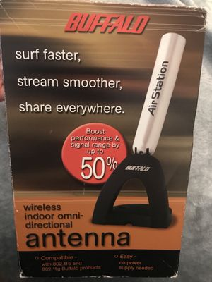 Antenna for Buffalo routers Free