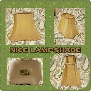New and used lamp shades for sale in chico ca offerup nice lamp shade mozeypictures Images