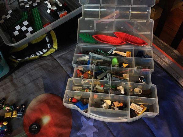 Huge lot of Legos (Games & Toys) in Watsonville, CA