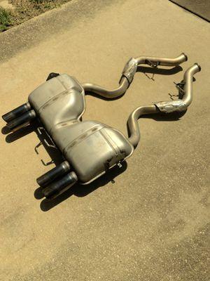 E92 BMW M3 OEM Exhaust