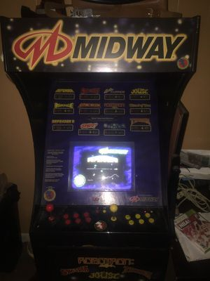MIDWAY Game System