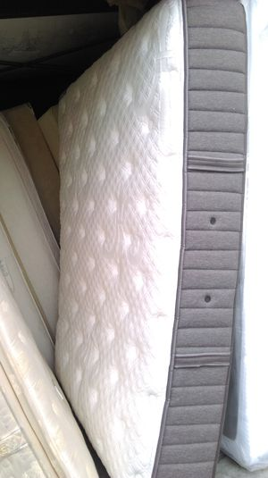 New Queen mattress and free boxspring
