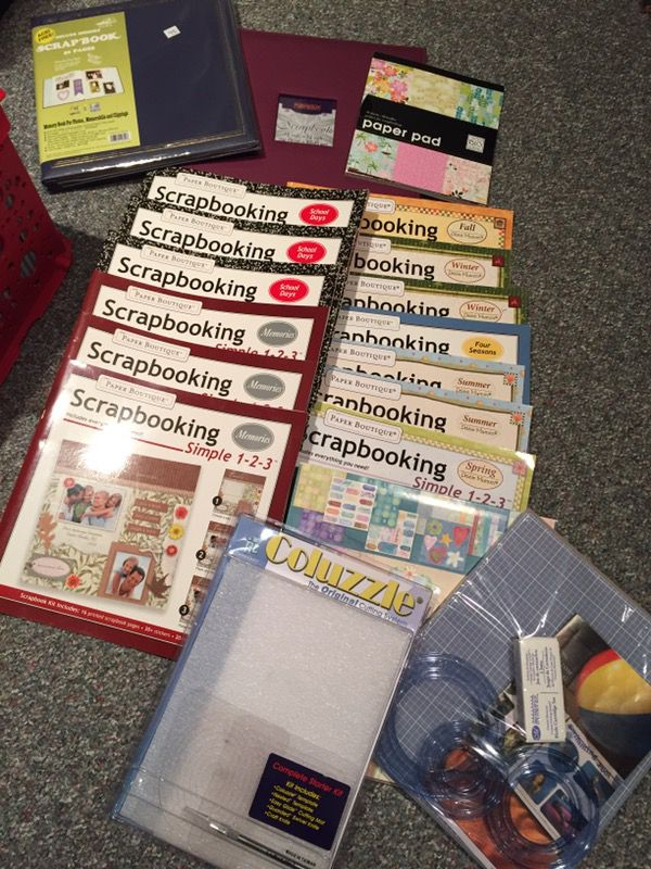 Scrapbooking Materials General In Buffalo Ny Offerup