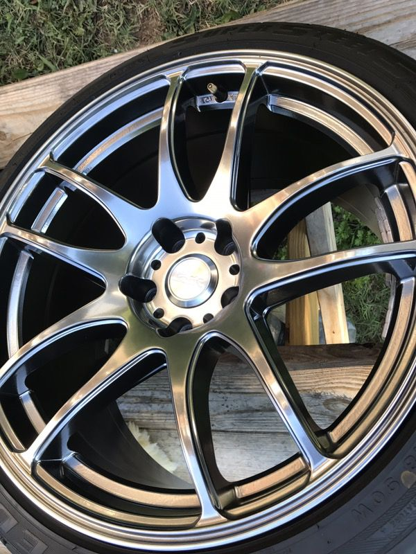 ESR wheels 18*9.5