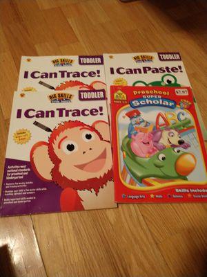 Toddler teaching books