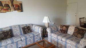 Set de 2 sillones ( sofá cama )