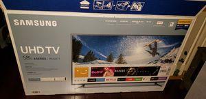 """58"""" Samsung SmartTV"""