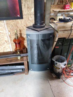 Heat n glo gas fireplace