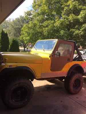 Jeep Wrangler cj5