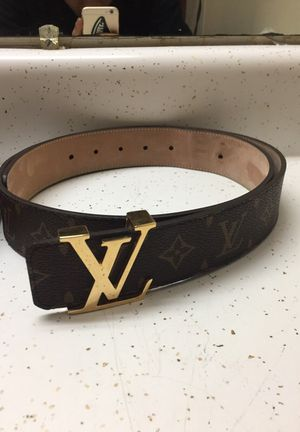 Real lv belt