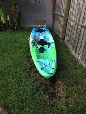 13 foot Ocean kayak