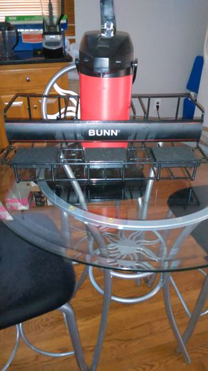 Coffee Air Pot Racks - Bunn