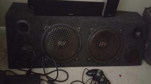 Speaker good condition.