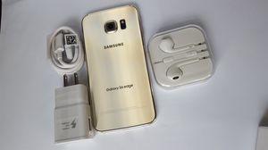 Samsung Galaxy S6 Edge Factory Unlocked