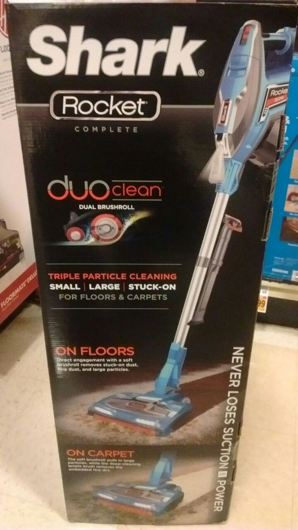 Shark Rocket Complete Duo Clean Household In Maple
