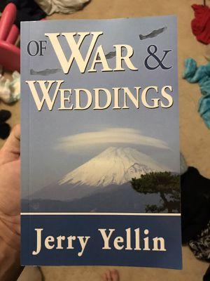 Of war and weddings book