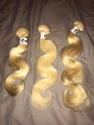 Dare to Have Hair   European Blonde Bundles
