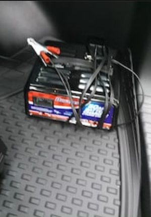 Duralast battery charger