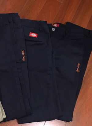 3 Navy MATER LAKES Girls Pants Size 0