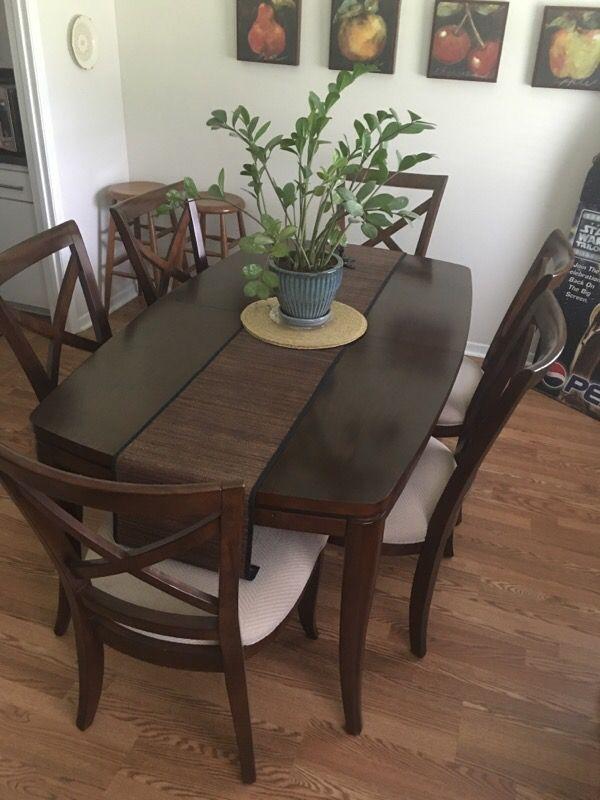 Havertys Dining Room Set