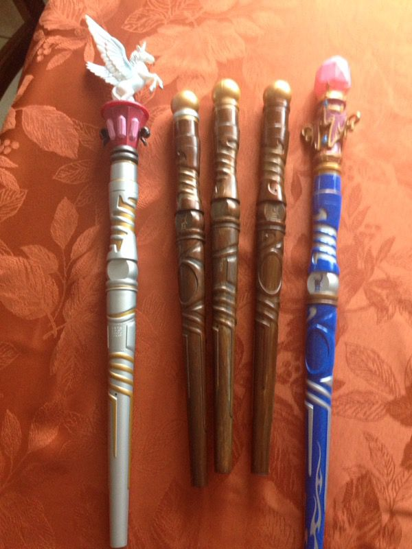 Offer Up Virginia Beach >> Great Wolf Lodge MagiQuest wands (Household) in Virginia Beach, VA - OfferUp