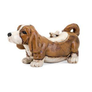 Basset hound cookie jar