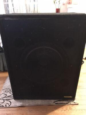 CSX50-S2 Community Loud Speaker 🔊