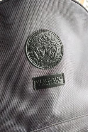 Authentic Versace Backpack