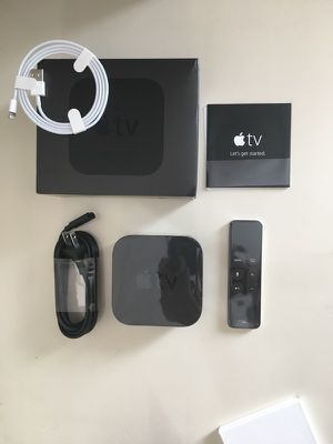 APPLE TV 64 GB 4th Gener. Brand New. Delivery available