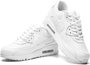 Nike white sneakers shoes leather