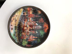 Russian Art Plate Unique