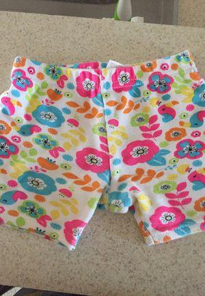 Baby girl shorts sz 12 months