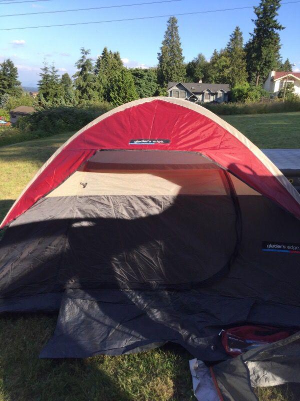 Glacier Edge Tent 4 Person Campers Amp Rvs In Auburn Wa