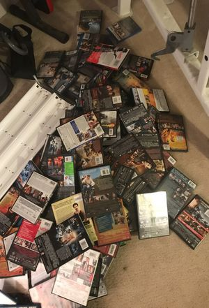 164 DVDs AND BLUERAYS FOR SALE
