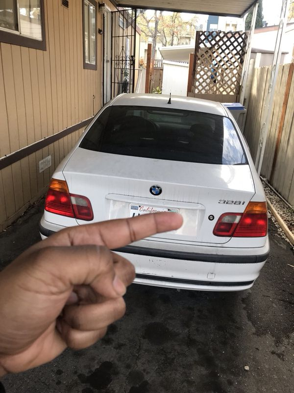 Selling 200 BMW 328i (for parts!) (Cars & Trucks) in San Jose, CA ...