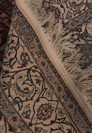 Handwoven real Persian rug from Iran