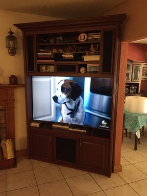 Custom Corner TV unit