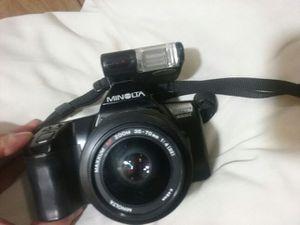 Minolta 35mm 3000i not digital